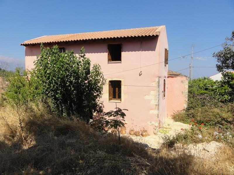 Restored house for sale in Apokoronas Chania external picture