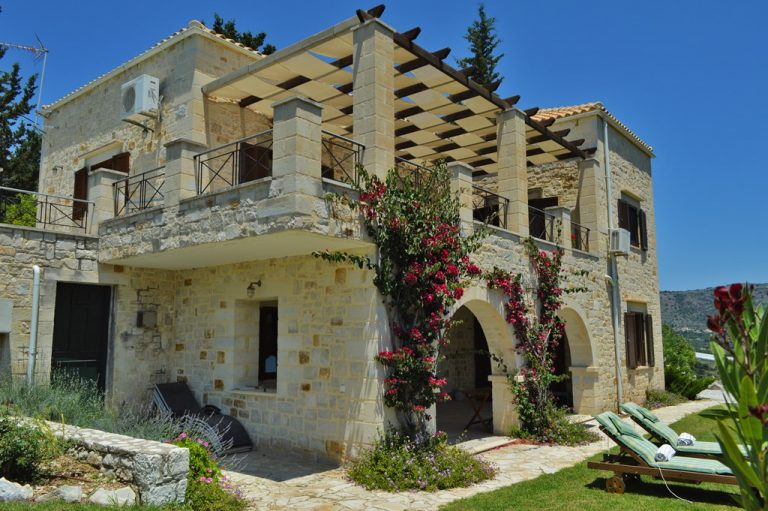 Villa for sale in Apokoronas Douliana Chania second house
