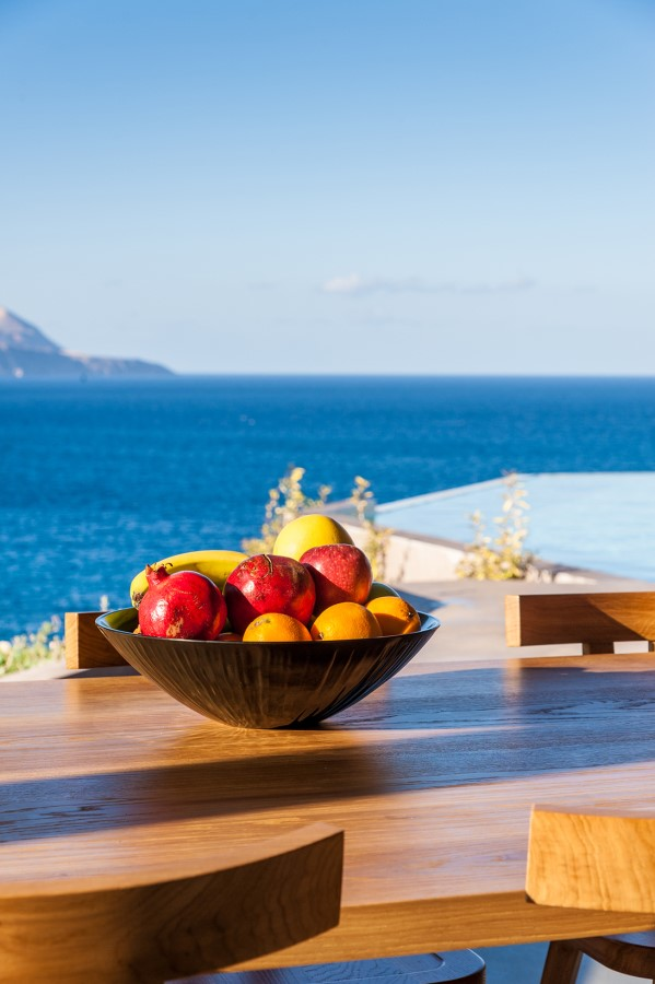 luxury villa for sale in chania blue sea