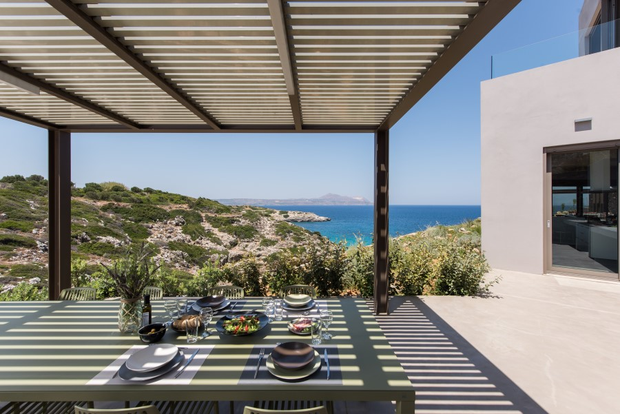 luxury villa for sale in chania