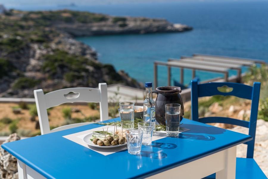 luxury villa for sale in chania terrace