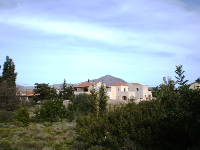 Land in Sternes with mountain views