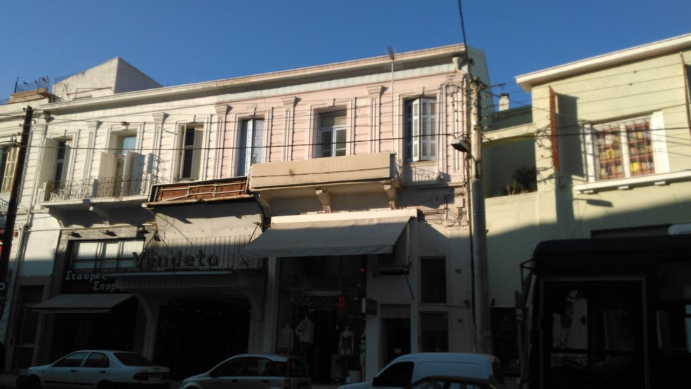 Living in the center of Chania
