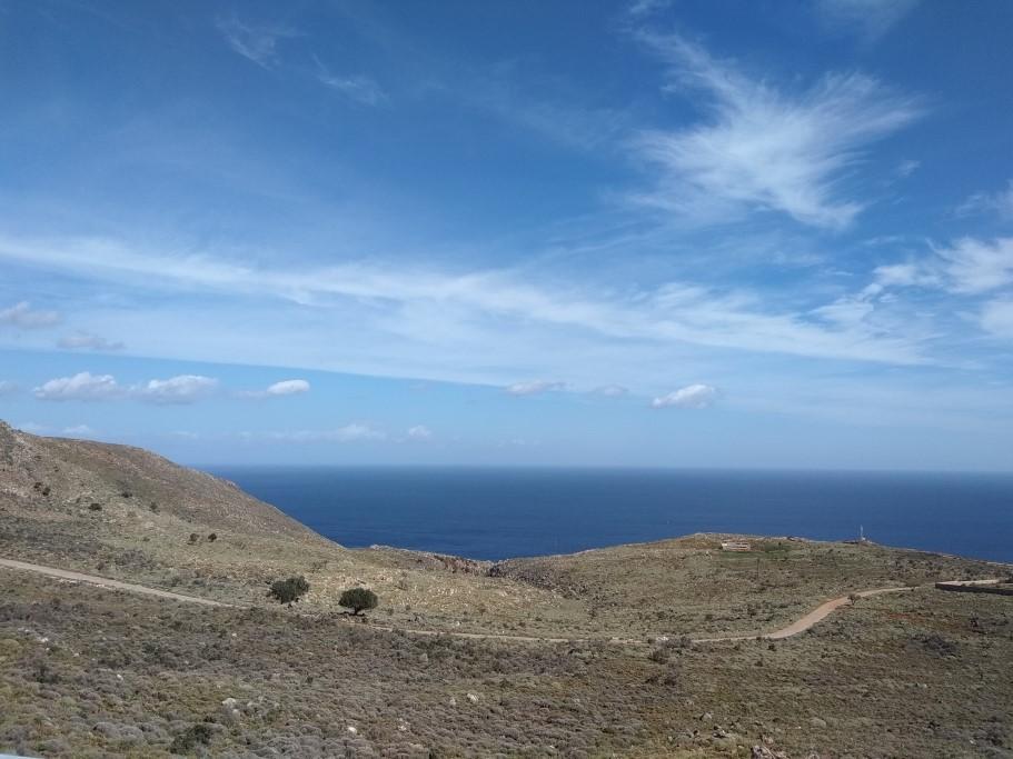 Open Sea Views From Drapanos
