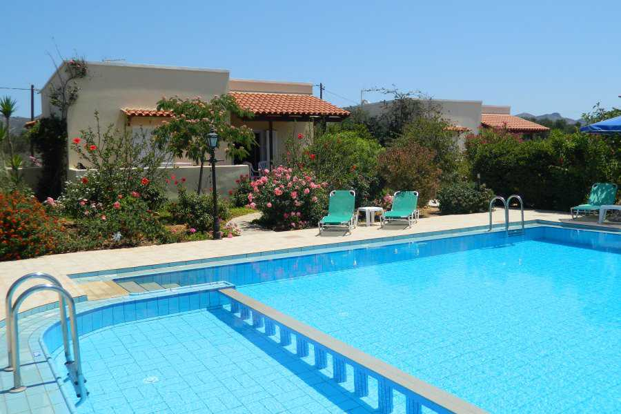 Rental Complex with Pool & Garden