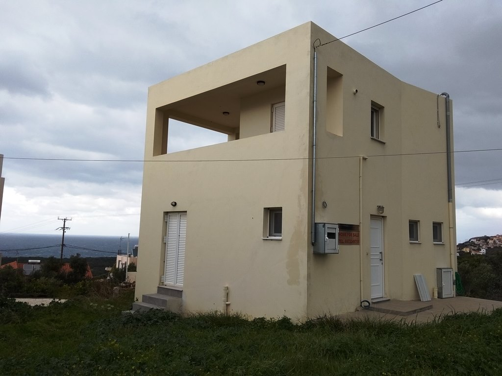 New House with sea views in Plaka