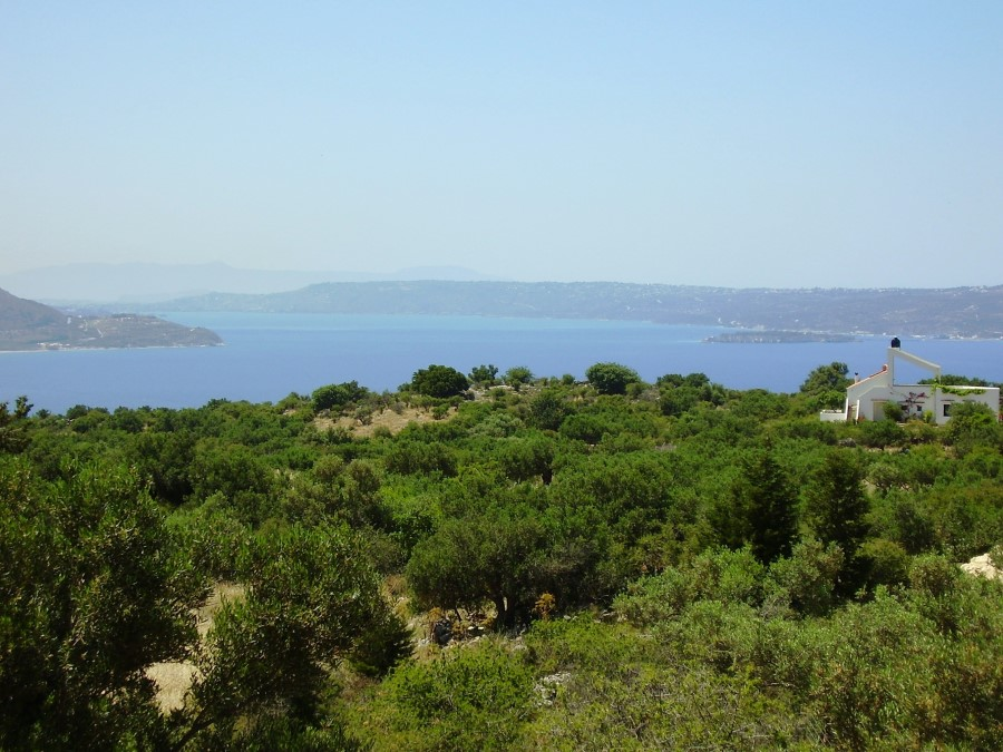 Beautiful views over Souda bay