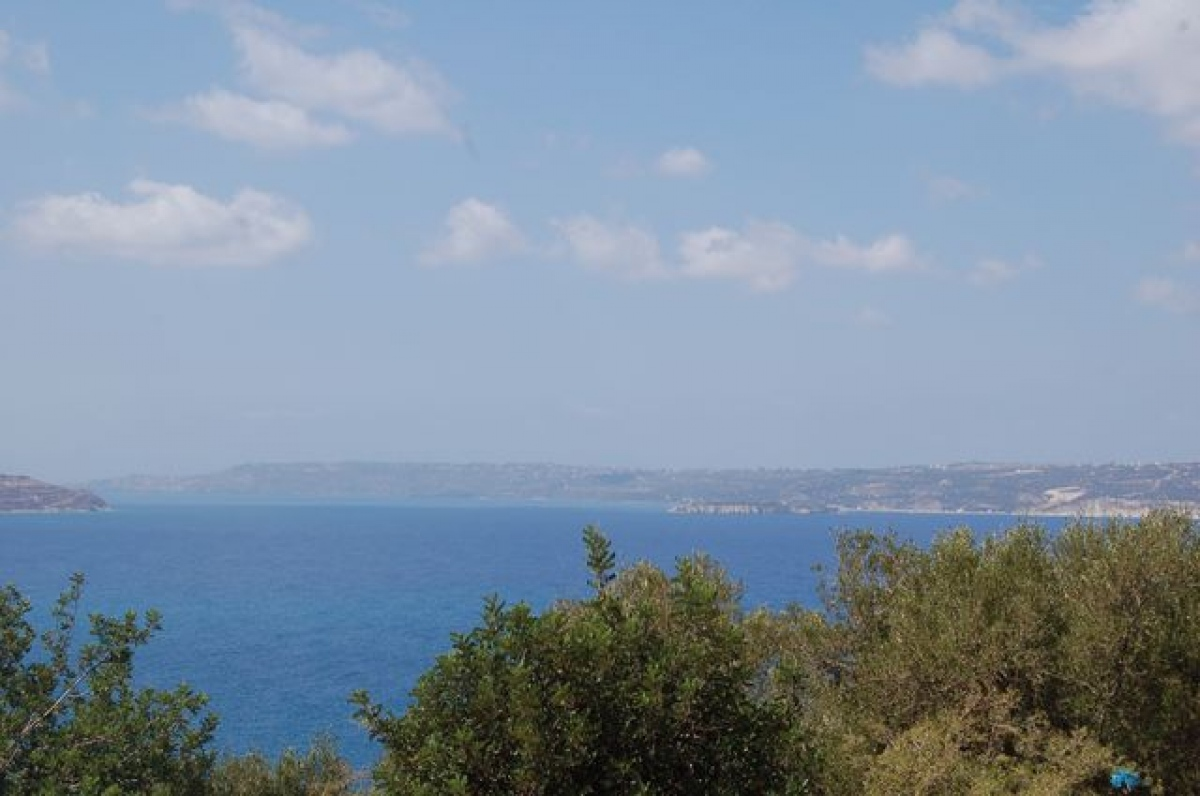 Panoramic Sea Views from Plaka