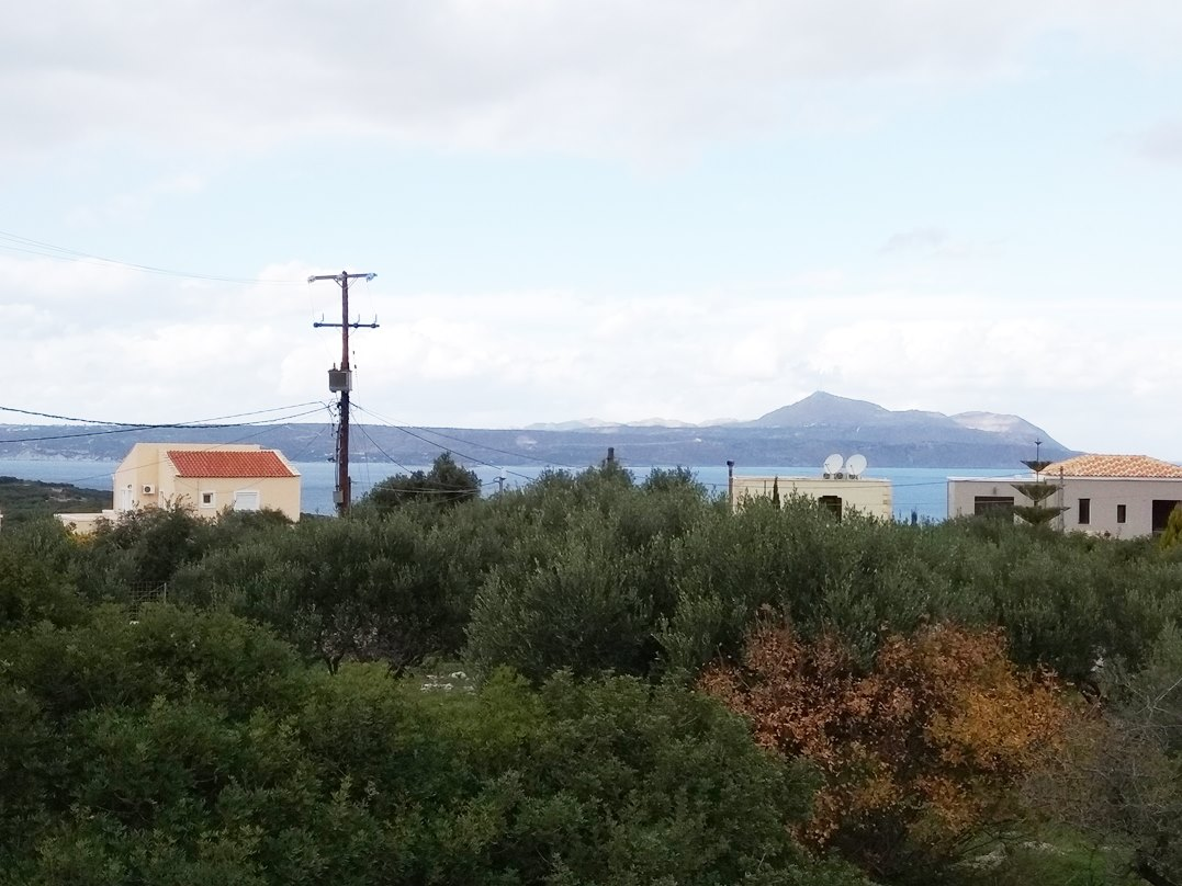Land in Apokoronas with sea views
