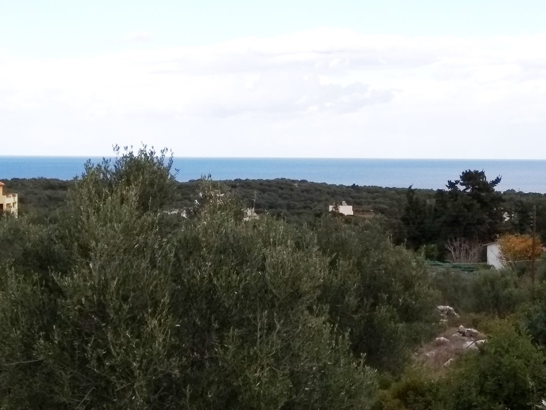 Land in Apokoronas Plaka with sea views