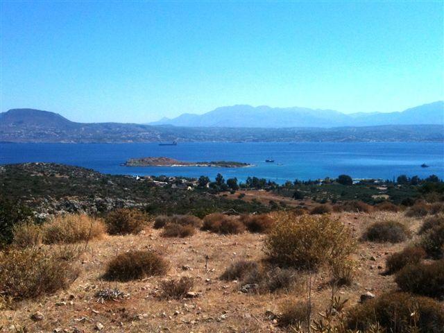 Views to Marathi Bay