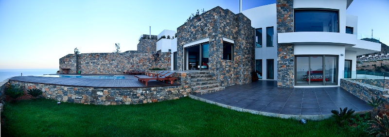 Top Hill Elounda Sea Views