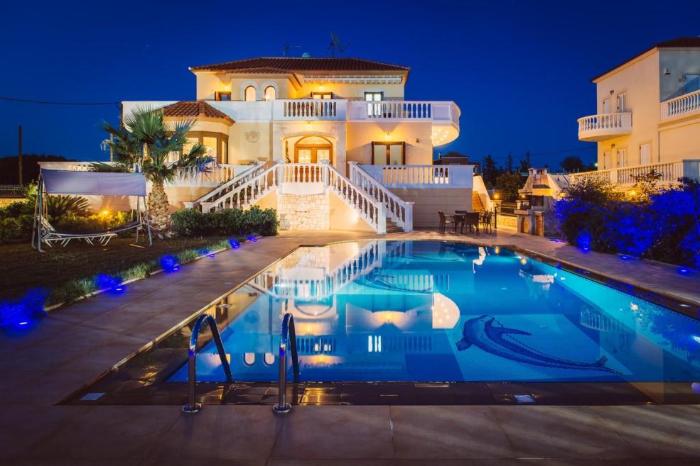 4 Bedroom Neo-classical Villa