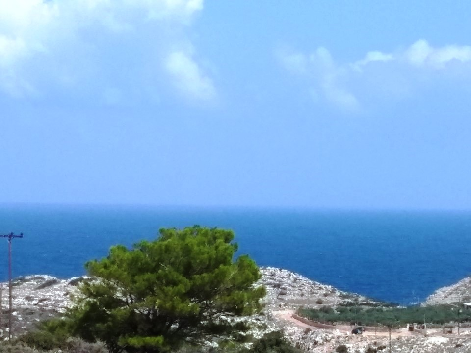 Open Sea Views from Kokkino Chorio