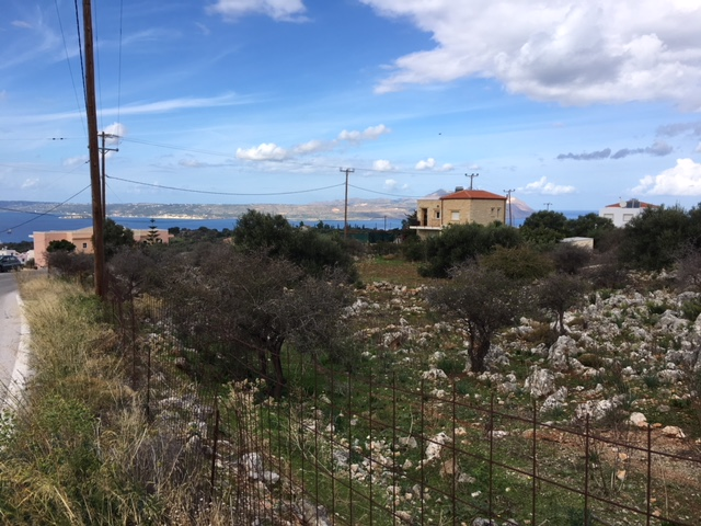Plot in the village limits of Kokkino Chorio