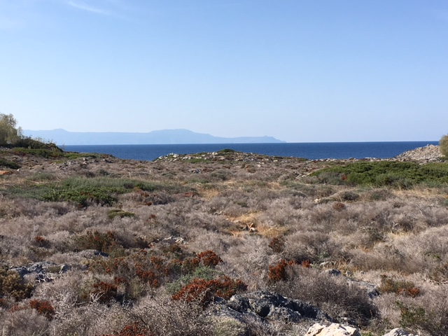 Beautiful Sea Views from Stavros