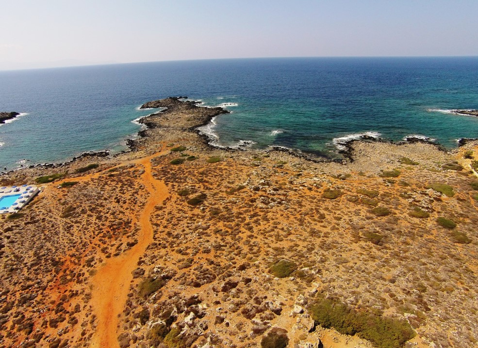 INVESTING IN A SEAFRONT LOCATION IN CRETE