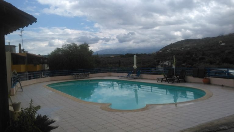 Apartment for sale in Apokoronas Chania Crete with swimming pool KH129