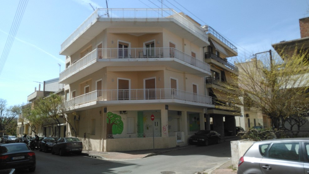 Centrally living in Chania