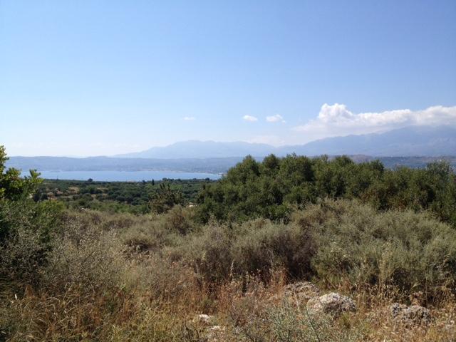 Lovely Souda Bay Views
