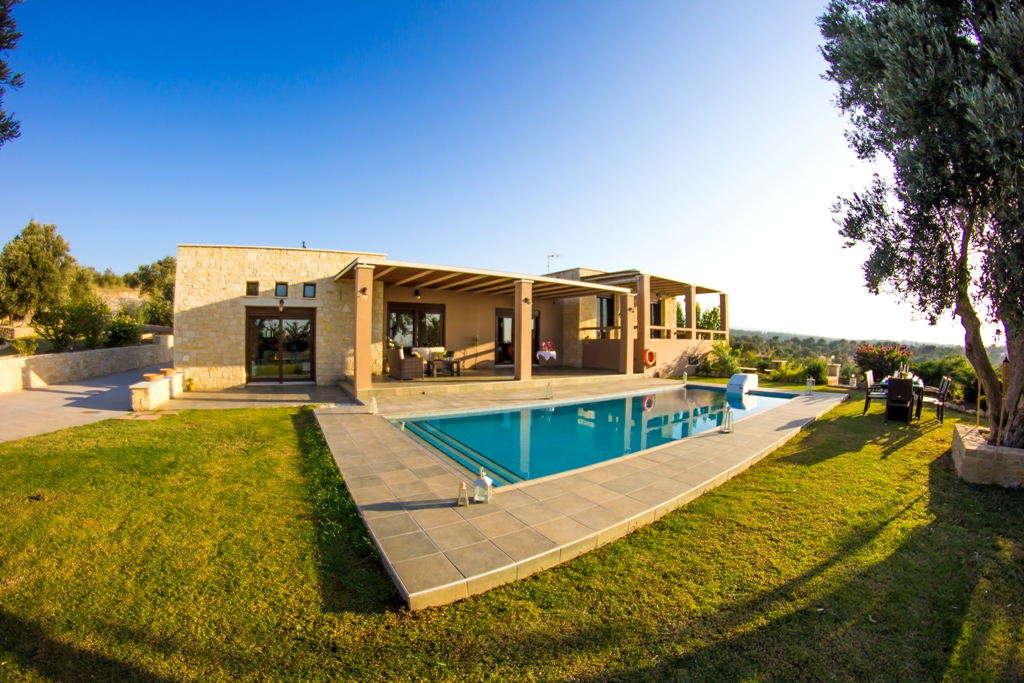 High quality villa at an attractive price