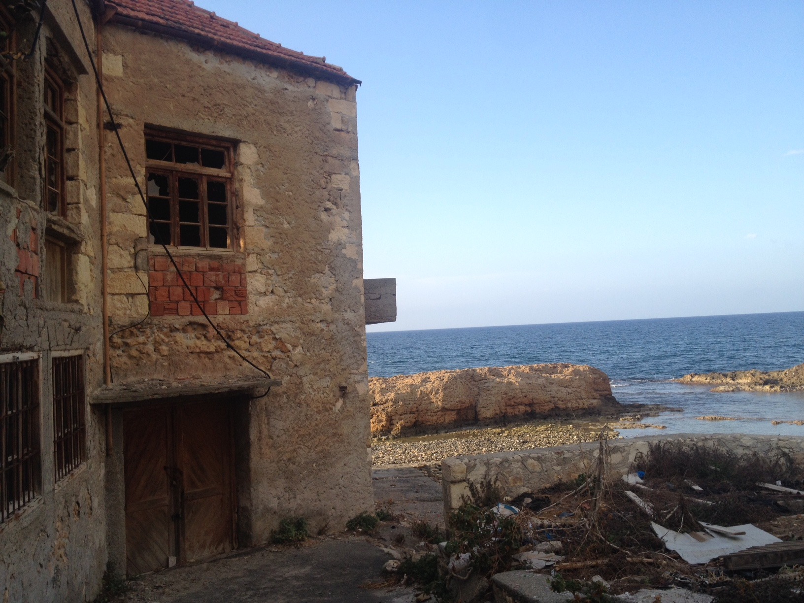 SeaFront Renovation Project in an amazing location