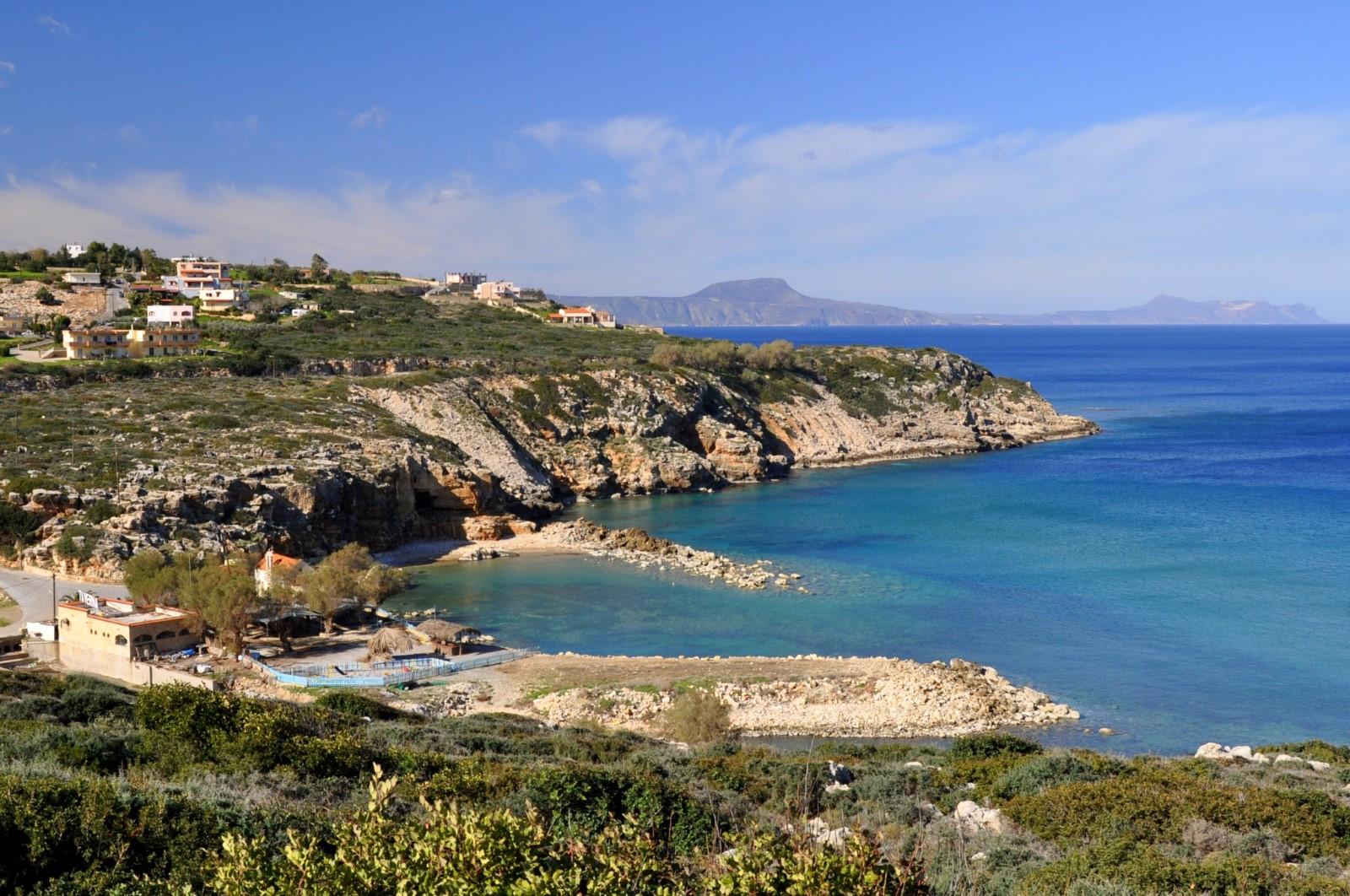 Open Sea Views from Rethymnon