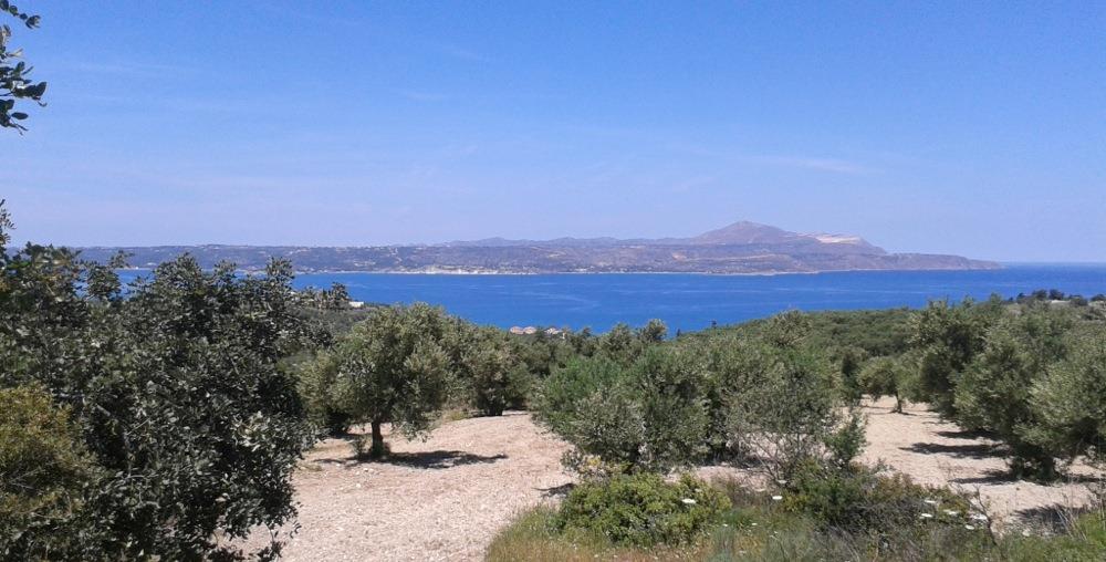 Privileged Panoramic Souda Bay Views
