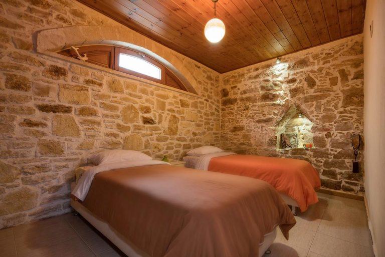 Luxury stone hotel for sale Crete Greece