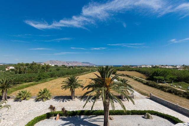 Furnished villa for sale Crete Greece sea view