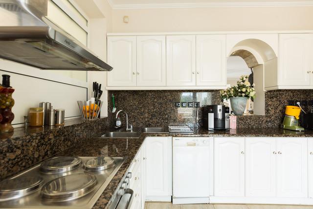 House for sale Crete Greece kitchen detail