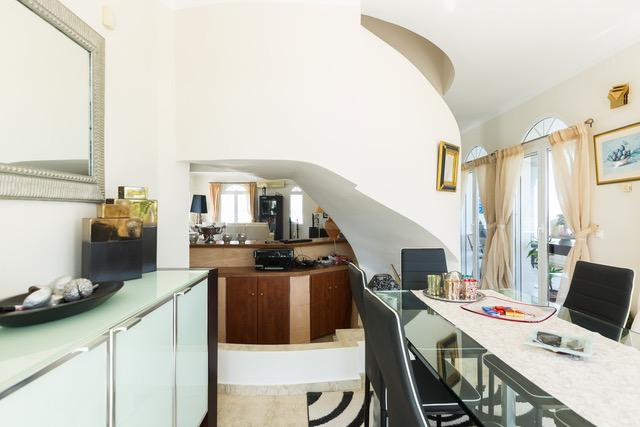 House for sale near beach Crete staircase