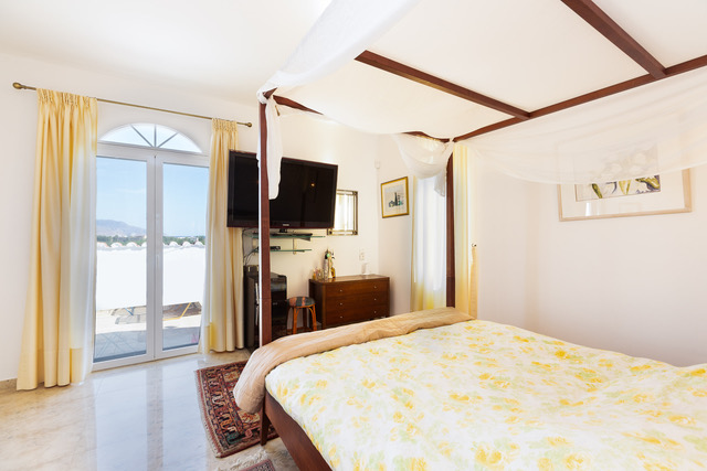 Investment property for sale Crete Greece bed detail