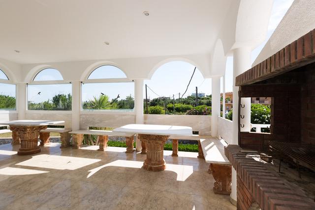 Luxury villa for sale Crete Greece marble furnishing