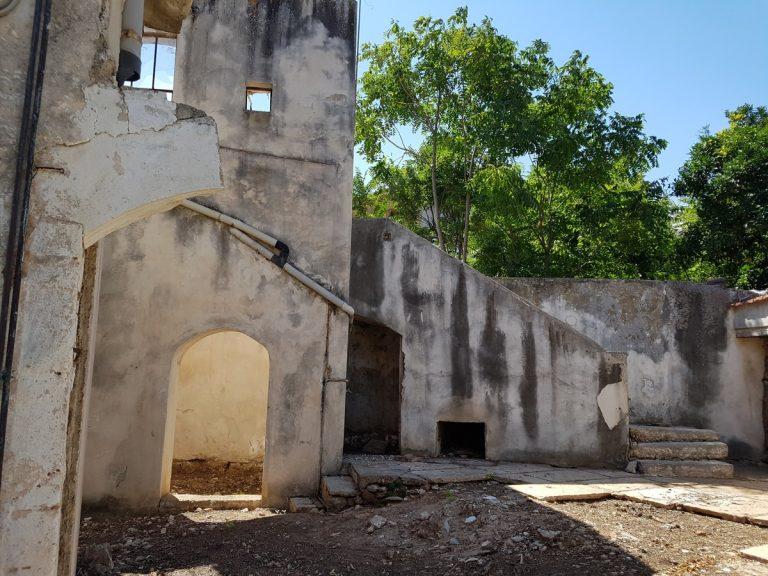 Old stone house for sale in Apokoronas Chania Crete internal