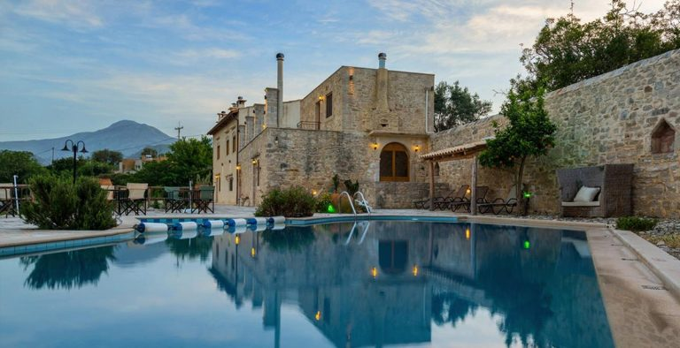 Stone house for sale in Rethymno Crete