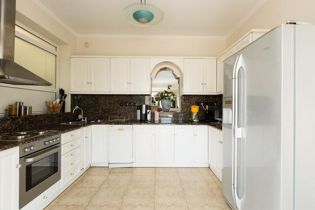 Villa for sale Crete Greece kitchen