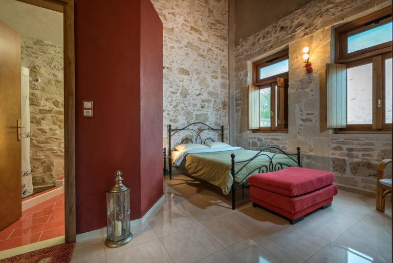 crete rethymno for sale stone house