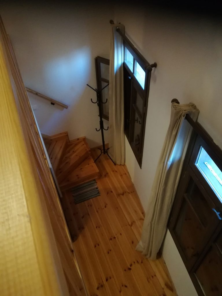 house for sale in Chania old town attic