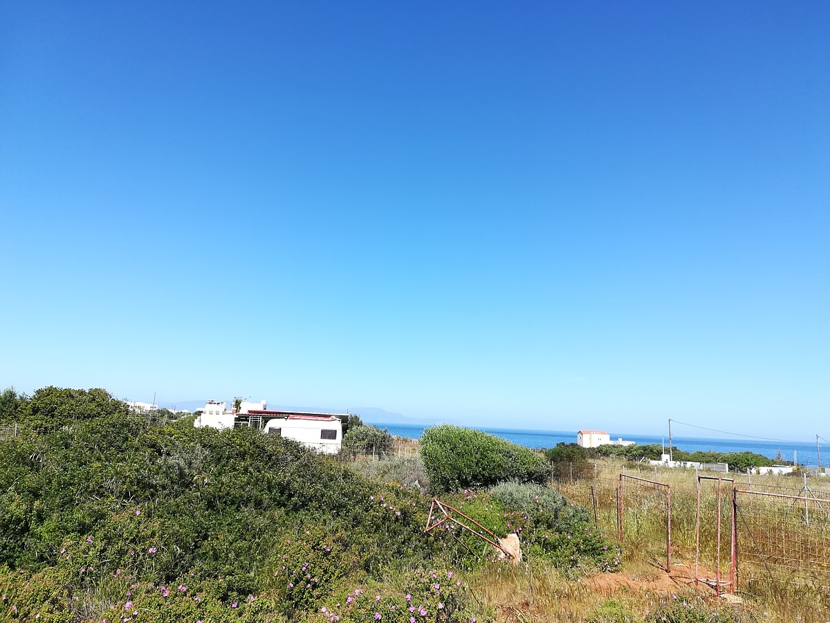 plot of land for sale in Chania