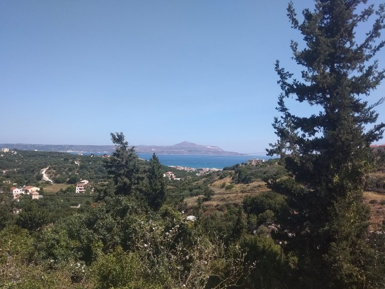 Hotel for sale in Chania sea view