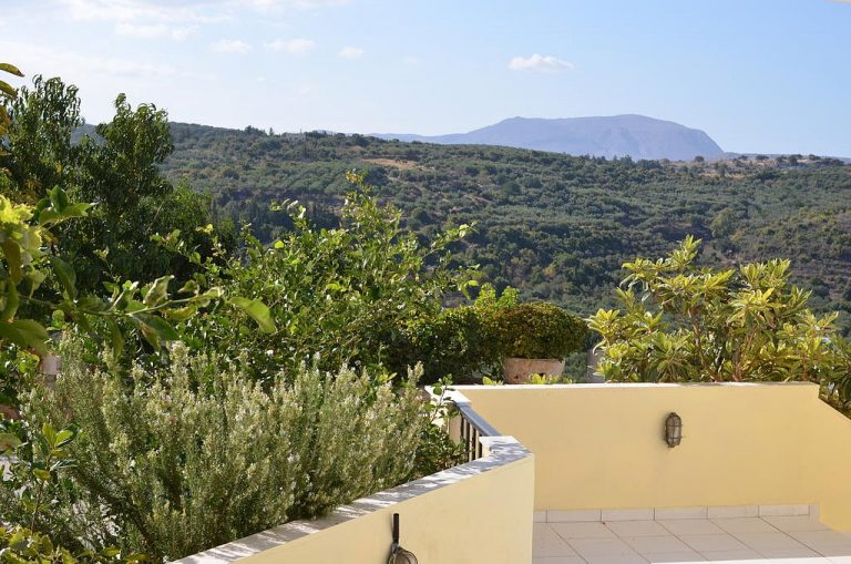 hotel for sale in chania mountain view