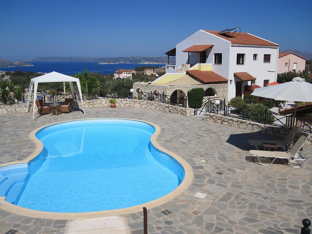 house for sale chania apokoronas pool