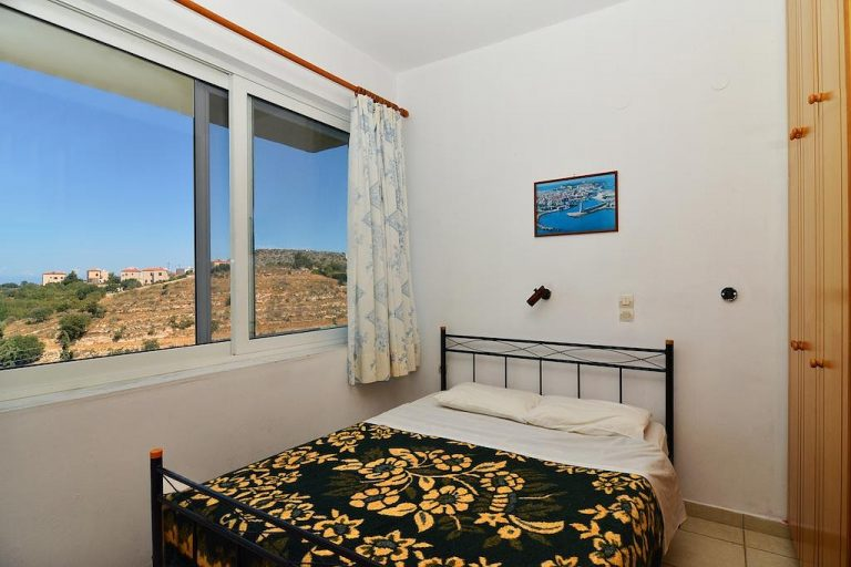 hotel for sale in chania double bed