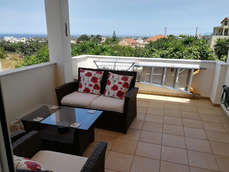 villa in chania crete for sale outdoor