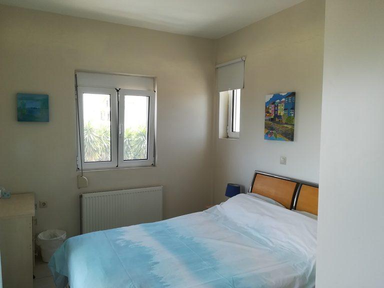 villa in chania crete for sale guest bedroom