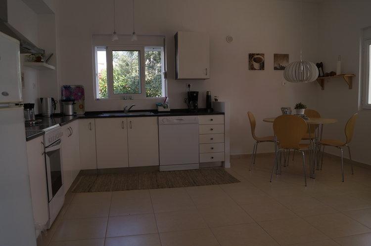 House for sale in Akrotiri Chania Crete kitchen