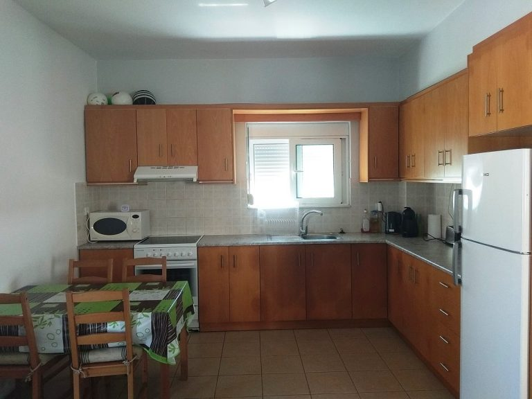 House in Chania Crete for sale kitchen