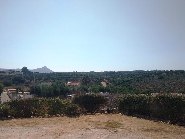 House in Chania Crete for sale with countryside views