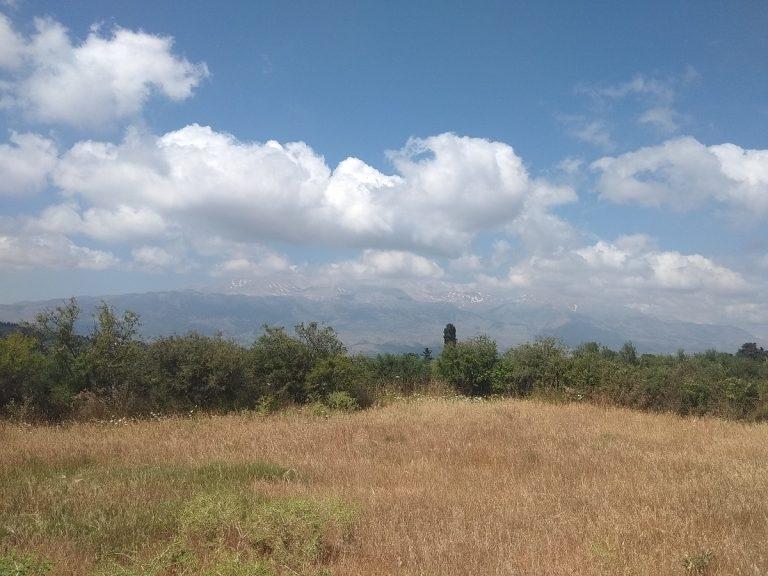Plot of land in Apokoronas Chania Crete for sale